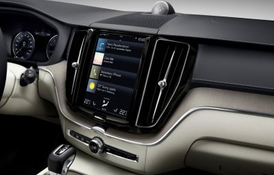 Volvo Sensus - generatie 2018