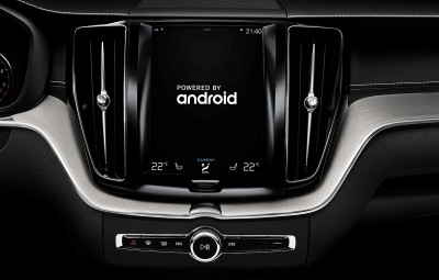 Volvo Sensus by Google Android