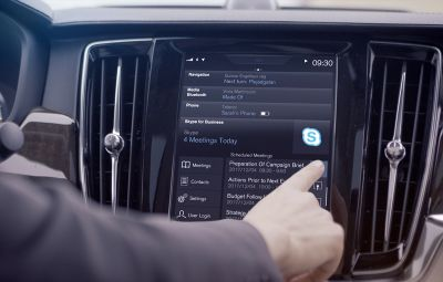 Volvo - Skype for Business