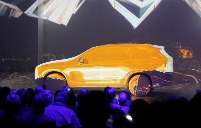 Noul Volvo XC40
