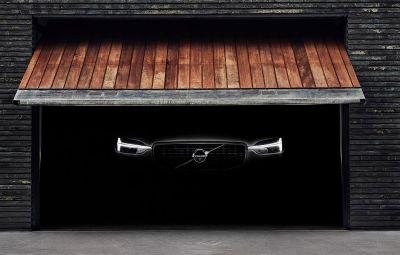 Volvo XC60 - teaser foto