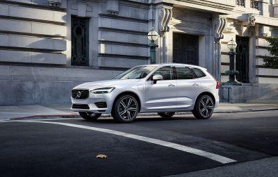 Volvo XC60 - startul productiei