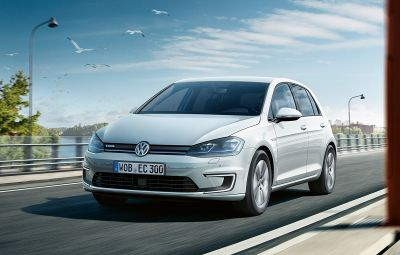 VW e-Golf facelift - pret