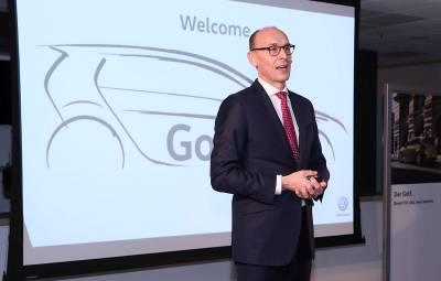 VW Golf 8 - lansare in 2019