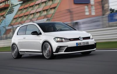 Noul VW Golf GTI Clubsport