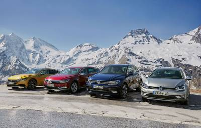 VW Group - cifre vânzări