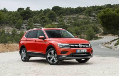 VW Tiguan Allspace - preturi Romania