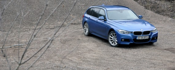 Test Drive BMW 320d xDrive Touring (09)