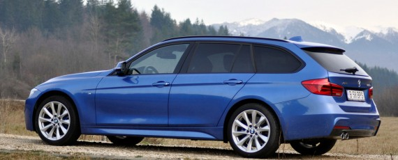 Test Drive BMW 320d xDrive Touring (11)