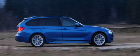 Test Drive BMW 320d xDrive Touring (04)