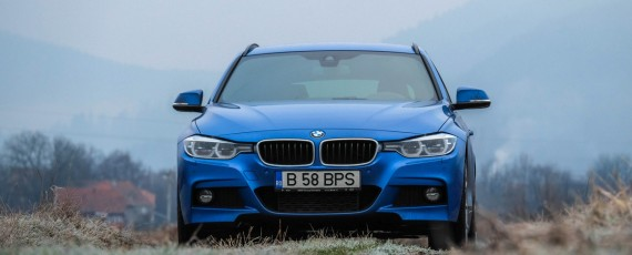 Test Drive BMW 320d xDrive Touring (06)