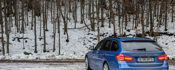 Test Drive BMW 320d xDrive Touring (03)