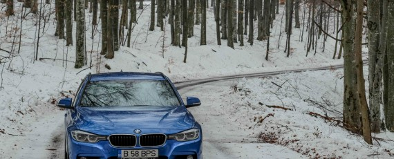 Test Drive BMW 320d xDrive Touring (02)