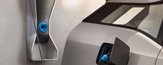 BMW i3 Wallbox Charging