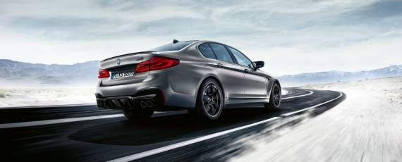 BMW M5 Competition 2018 (08)