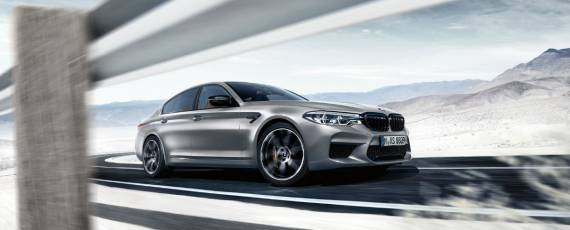 BMW M5 Competition 2018 (07)