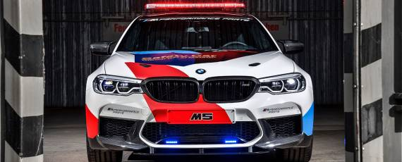 BMW M5 - MotoGP Safety Car (01)