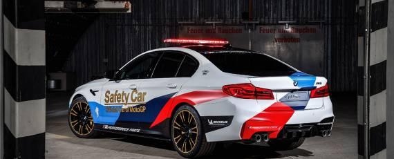 BMW M5 - MotoGP Safety Car (04)