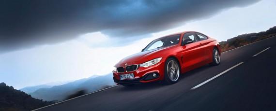 BMW Seria 4 Coupe Sport Line