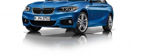 BMW Seria 2 Coupe cu pachet M Sport