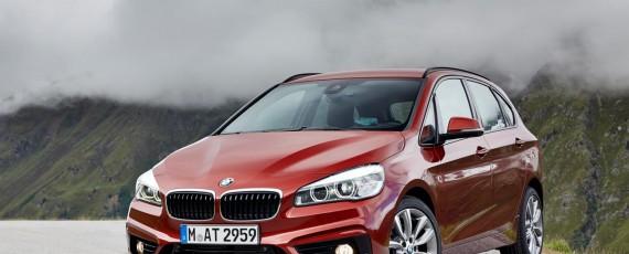 Noul BMW 218 d Active Tourer
