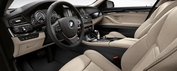 BMW Seria 5 Edition Sport - interior