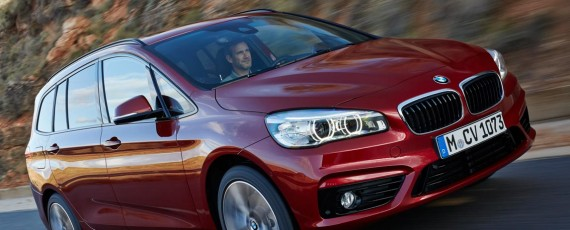 BMW Seria 2 Gran Tourer - Geneva 2015