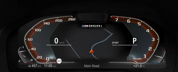Noul BMW Seria 8 Coupe - preturi Romania (07)