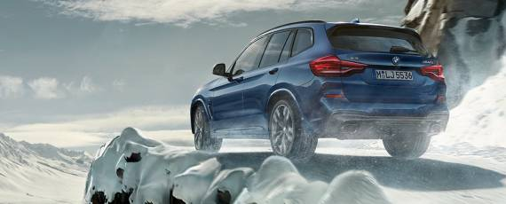 BMW X3 - On a Mission (04)