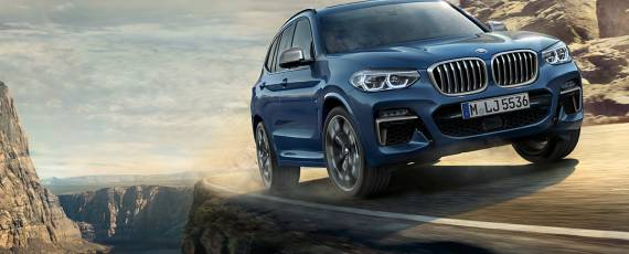 BMW X3 - On a Mission (02)