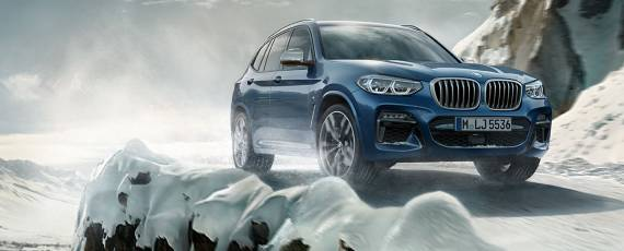 BMW X3 - On a Mission (03)
