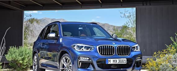 Noul BMW X3 - preturi Romania (01)