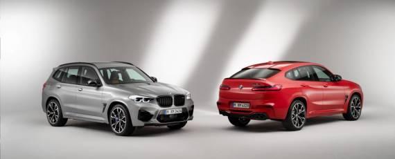 BMW X3 si BMW X4 M