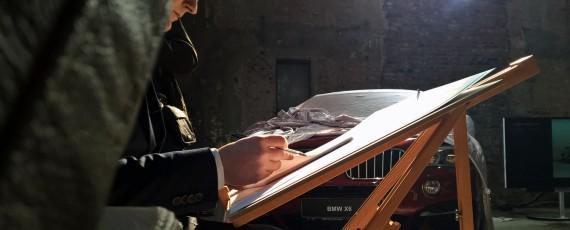 Eveniment  - Tommy Forsgren - designerul BMW X6 (02)