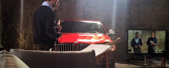 Eveniment  - Tommy Forsgren - designerul BMW X6 (01)