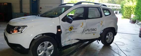 Dacia Duster 2018 - Euro NCAP (04)
