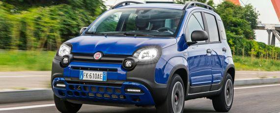 Fiat Panda City Cross (01)