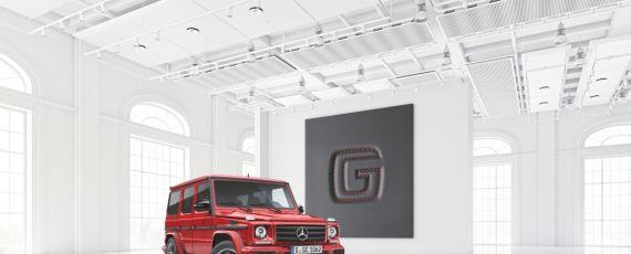 G Class-Designo Manufaktur Exclusive  Edition 3