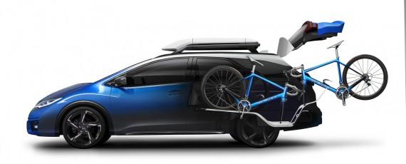 Honda Civic Tourer Active Life Concept (01)