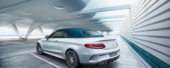 Mercedes-AMG C 63 Cabriolet Ocean Blue Edition (02)