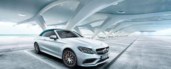 Mercedes-AMG C 63 Cabriolet Ocean Blue Edition (01)