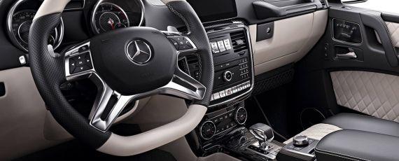 Mercedes-AMG G 63 50th Anniversary Edition (05)
