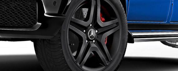 Mercedes-AMG G 63 50th Anniversary Edition (03)