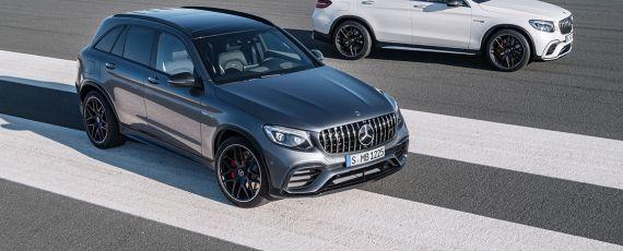 Noile Mercedes-AMG GLC 63 4MATIC+ și GLC 63 4MATIC+ Coupe (01)