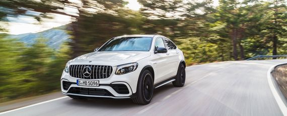 Noul Mercedes-AMG GLC 63 4MATIC+ Coupe (01)