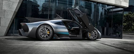 Mercedes-AMG Project ONE (10)