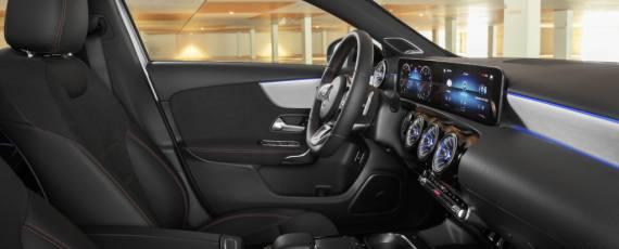 Mercedes-Benz A-Class Sedan (13)