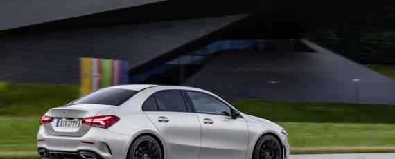 Mercedes-Benz A-Class Sedan (10)