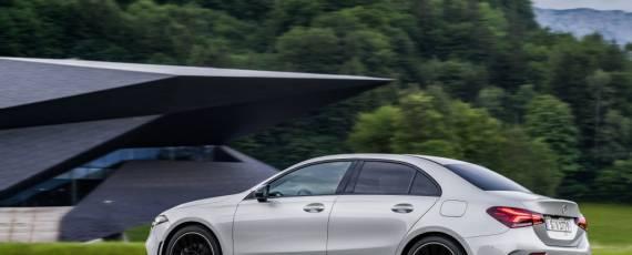 Mercedes-Benz A-Class Sedan (12)