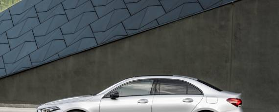 Mercedes-Benz A-Class Sedan (11)